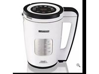 NEW Morphy Richards total control soup maker