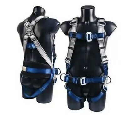 Jingyat Full Body Safety Harness Fall Protection Tower Roofing Tool
