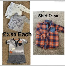 6-9 months baby clothes outfits
