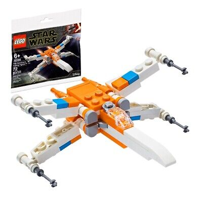 LEGO 30386 Star Wars Poe Dameron's X-Wing Fighter Polybag 72pcs New