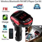 Auto Styling Auto-accessoires Draadloze Bluetooth LCD