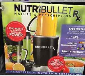 NUTRIBULLET RX 1700W Knoxfield Knox Area Preview