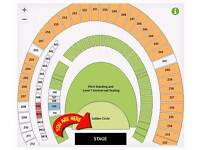 2 Golden circle guns and roses tickets £130 per ticket