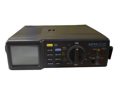 Polimetro digital manual y Tester