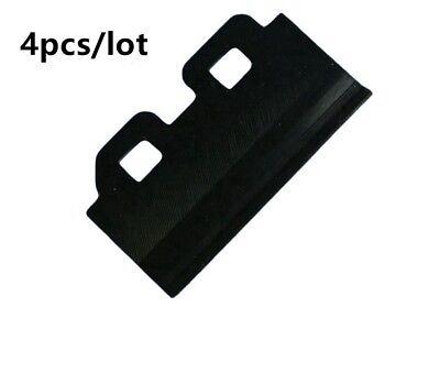 Black Wiper 4pcs Oem Rubber Wiper Blades New For Printer Mutoh Valuejet Vj-1604