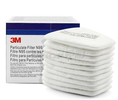 Usa 10pcs 5n11 N95 Cotton Filter Safety For 3m Respirator Gas Mask Masks