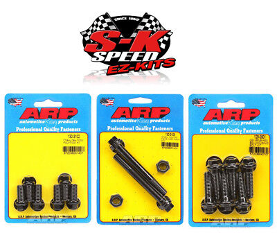 ARP Motor Mount Bolts & Bellhousing to Block Bolts - Chevy Small Block/Big Block
