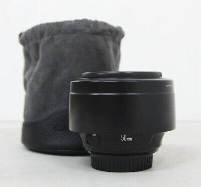 Canon EF 50mm f/1.2 L USM Lens 50.2