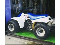 Suzuki LT50 Kids Quad - Very Clean Example