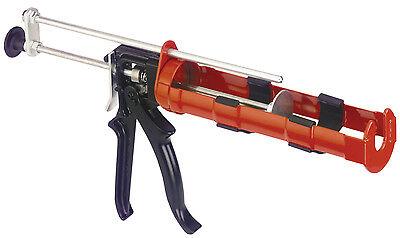 2-Komponenten Kartuschen-Pistole für Expoxidharz Mischverhältnis 10:1,380 ml