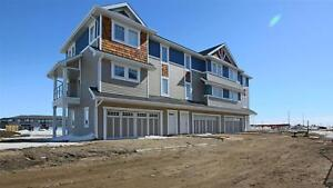 Harbour Landing 2 or 3  Bed Townhomes, Double Garage!