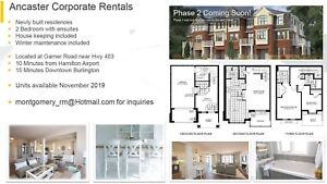 Corporate / Executive New Build for Rent