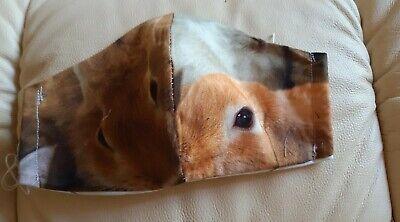 Mundschutz Hasen, Kaninchen, selbstgenäht sofort kaufen