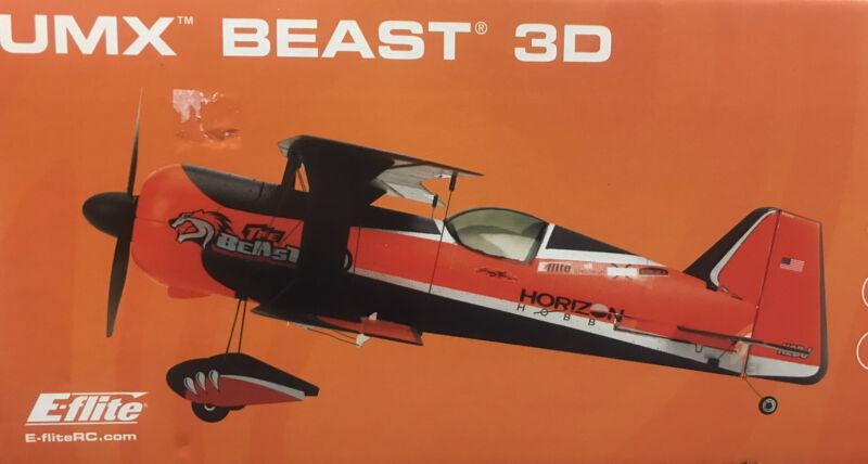 E-Flite UMX Beast 3D BNF EFLU4850