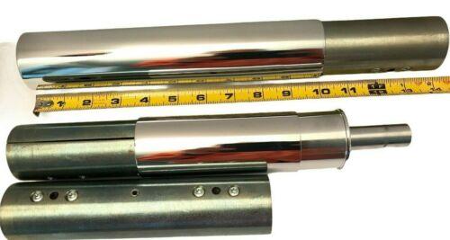 X-Pole X-PERT Nx Pole  Dance, Exercise Pole Parts Extension chrome
