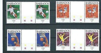 Barbados, 1996, Olympic, MNH