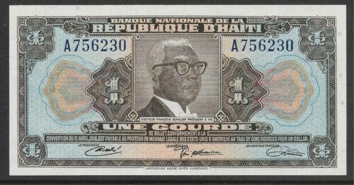 Haiti  Pk-200 1971 1 Gorde