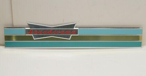 Vintage Launderama Washing Machine Badge Emblem Logo With Trim 1950`s 1960`s
