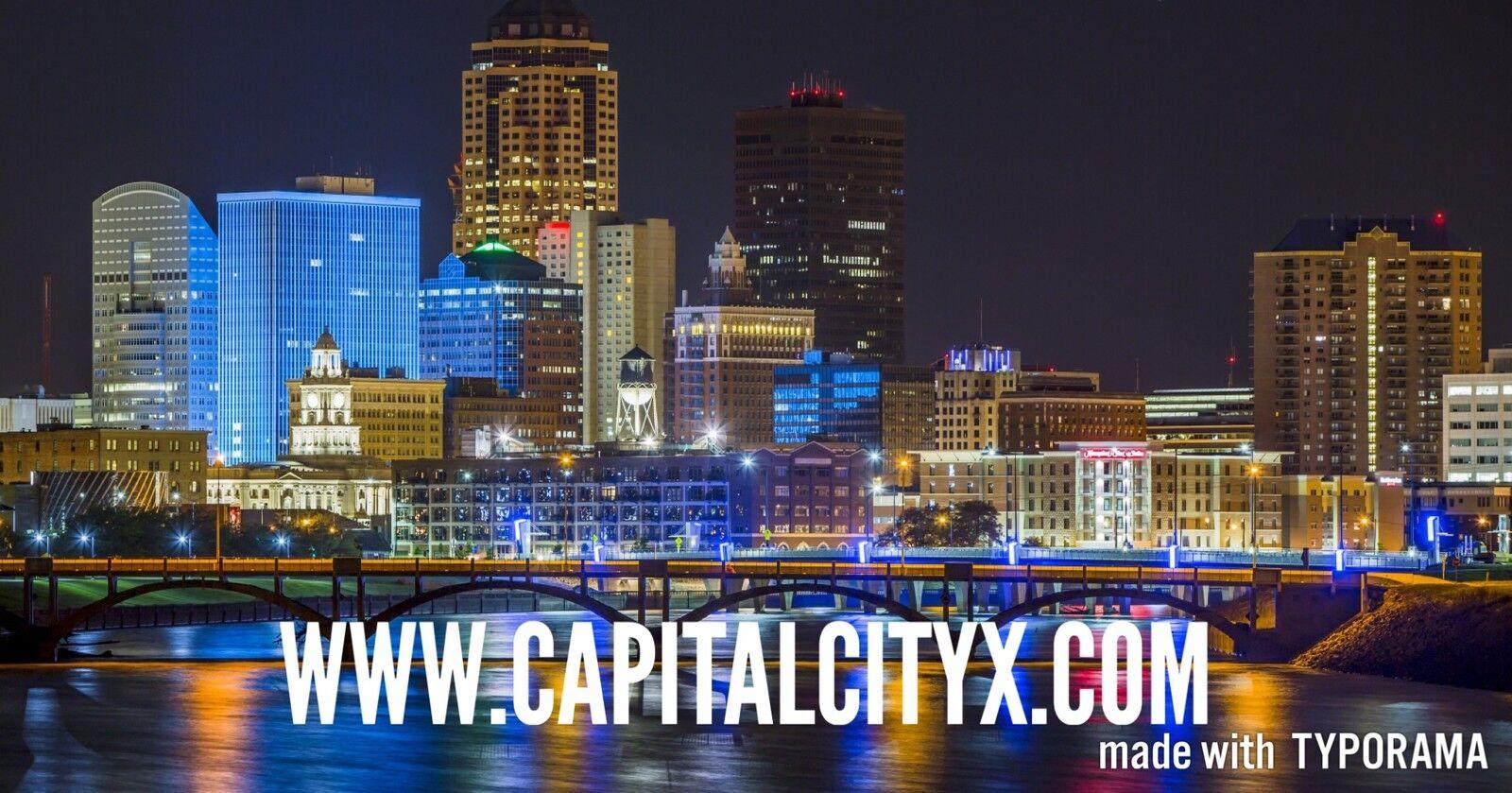 Capital City X