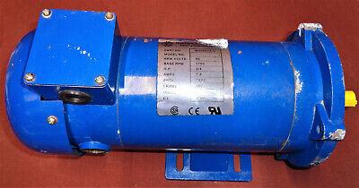 Hallmark Industries Permanent Magnet Dc Motor Part Md0507a-c 34 Hp  672eb