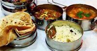 Punjabi food 160$ per month