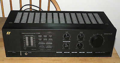 Sansui Vintage Stereo Integrated Amplifier A-3100 - Works fine