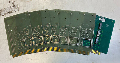 Lot Of 8 Misc Pcb Boards Ge General Electric Valve Control Aal 630921