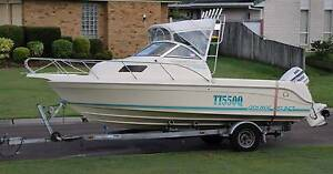 1996 Cruise Craft Outsider 550 Pelican Waters Caloundra Area Preview