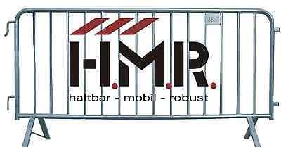 Mannesmann-Gitter - Absperrgitter - Demogitter - LIGHT Ausführung 1 Stück