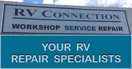 Sydney Caravan Workshop Insurance Repair Specialists!