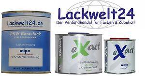 VW (LB5N) Indigoblau perl., Lack/Klarlack/Härter, 1,25 Liter, #LW30