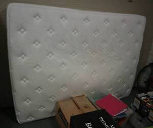 Used queen mattress with pillow top. Oakleigh South Monash Area Preview