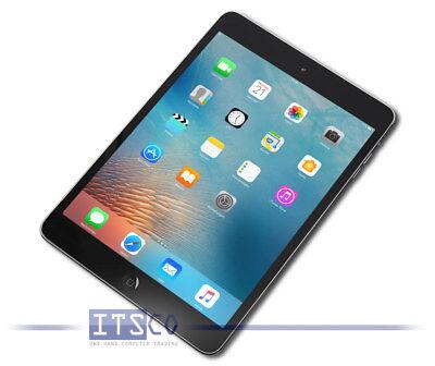 TABLET APPLE IPAD MINI 2 A1489 APPLE A7 2x 1.3GHz 1GB 16GB WLAN WEBCAM APPLE IOS