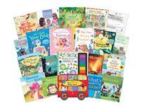 Children's Books 0-16yrs