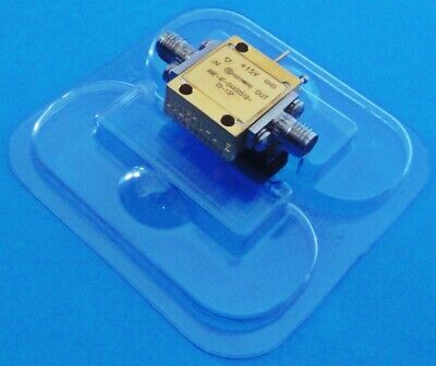 Miteq Amf-4f-04400510-05-13p Low-noise Amplifier 4.4-5.1 Ghz