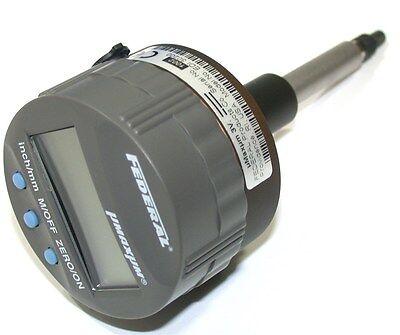 New Federal Mahr Maxum .00005.001mm Electronic Indicator Edi-30200