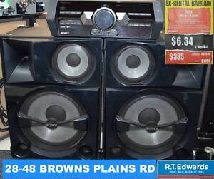 SONY Shake 5 2400W Sound System Browns Plains Logan Area Preview