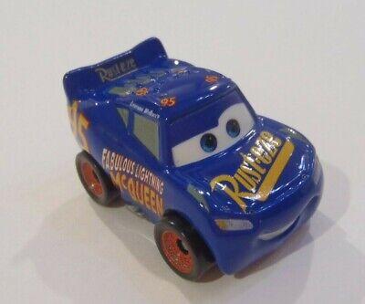 Disney Cars 3 Mini Racers Die Cast Unopened Fabulous Lighting McQueen #14