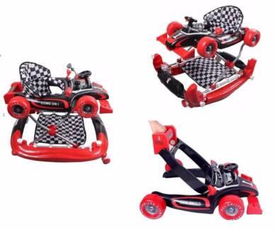 BABY WALKER ROCKER FORMULA- 4 IN 1 TRICYCLE