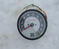 Skidoo Bombardier tach tachometer Mach Z Formula Deluxe Z lll MX