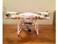 DJI Phantom 3 4K Drone - Excellent condition