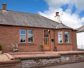2 bed semi-detached bungalow in Ardwall Road, Dumfries