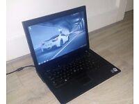Dell Latitude E6400 Core 2 Duo 2.27 Ghz 4GB RAM 64GB SSD Laptop PC Computer Notebook