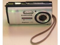 Full Spectrum Samsung Digimax A503 Digital Camera for Ghost Hunting
