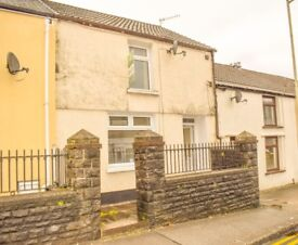 **FOR RENT** Just renovated, 2-bedroom house in Gelligaled road, Pentre. £450 PCM.