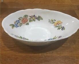 Aynsley fine bone china 'cottage garden' small bowl