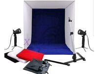 Home Photograph Light Box Photo Studio