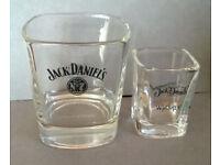 jack daniels glasses