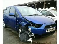 Mitsubishi colt cz2 break down