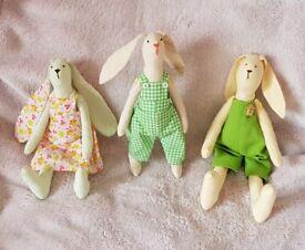 Hand-made toys, non alergic, individual design